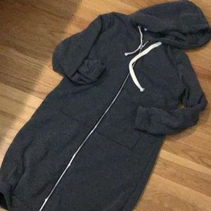 Other - Hooded jacket/dress M/L